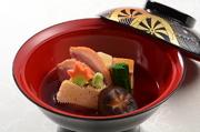 石川の郷土料理の治部煮