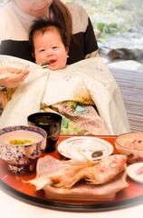 治部煮、のどぐろ、蓮蒸し、お刺身と欲張りなコースをお楽しみ。