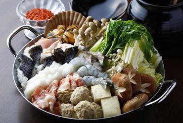 秘伝唐味噌☆甘辛鍋