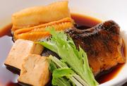 コラーゲンたっぷりで土佐の珍味として今、話題のうつぼ料理です。