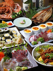 生鰹から焼き上げる塩タタキや和牛ロースのジャポネ炒めなど【かとう】の人気料理が味わえる濃厚コース♪