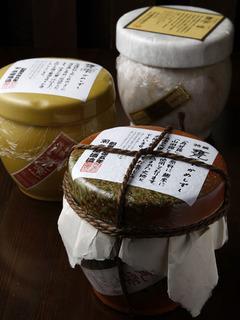 おすすめ焼酎・梅酒 (ロック・水割り・湯割り)