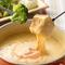 イタリア産フォンティーナチーズを使ったチーズフォンデュが食べれる大満足コース