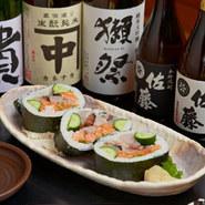 オープンより変わらぬ大きさと美味しさで、海鮮長州の名物料理として大人気です。