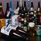 ビールも色々、日本酒、焼酎、ワイン、カクテルなど沢山あります
