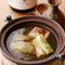 『丸鍋』は湯豆腐に並ぶ京都の代表的鍋料理です