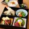 『お昼の松花堂』 お昼の人気メニューです。