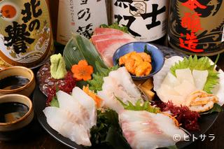 やん衆 海のがき大将 大門店の料理・店内の画像1