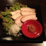 サムギョプサル 豚三枚肉のヘルシー焼肉 1人前
