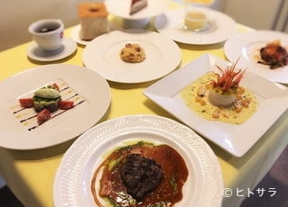 リストランテ カリーナの料理・店内の画像1
