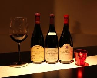4. ワイン持ち込み歓迎