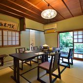 家族のお祝いや記念日に、ゆったり使える個室も完備