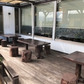 Restaurant椎の木 ワンちゃんとご一緒に!