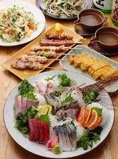 コース料理 (飲み放題付き 3500円~)
