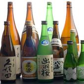日本酒もいろいろ
