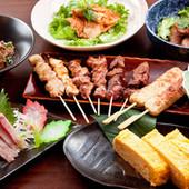お肉好きのお客様にも人気!肉料理も取り揃えてます。