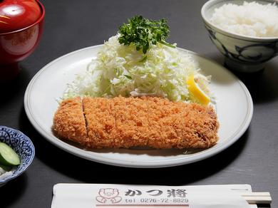 特製ヒレかつ定食