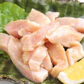 『塩ミノ』 ニンニクたっぷり、ごま油が香るイチオシメニュー!