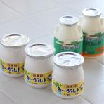 ソフトヨーグルト(喜美良)・飲むヨーグルト 飛鳥の酪