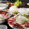 人気の『火鍋』は、90分食べ放題のコース
