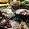 ぷるぷるコラーゲンたっぷりのスープが自慢のちばチャンオリジナル水炊き鍋!