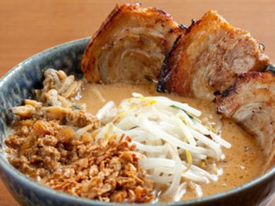 房州味噌味噌漬け炙りチャーシュー麺