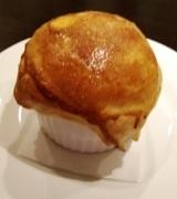 コースAにキノコスープパイ包み焼き又は季節のスープ、フレッシュ野菜のサラダが加わりボリュームUP。