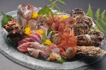 旬の魚を毎日ご用意しております。
