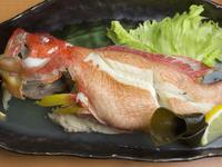魚料理の新鮮さに驚き! いろんな料理に挑戦してみてください