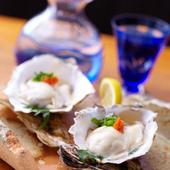 季節限定! 北から南の牡蠣をお召し上がり頂けます!