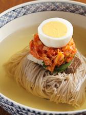 細打ち冷麺