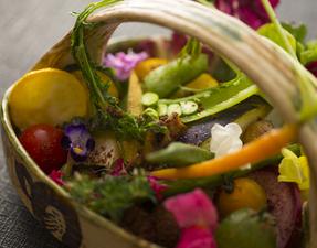 獲れたて菜園野菜 バーニャカウダー