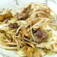 岐阜の郷土料理の代表格、最近はB級グルメでも話題を呼びました。 当店では「郡上味噌」で仕上げています。