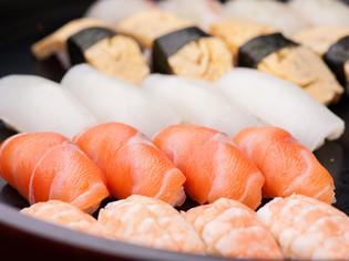 コース料理に必ずついてくる、職人の技が光る『握り寿司』