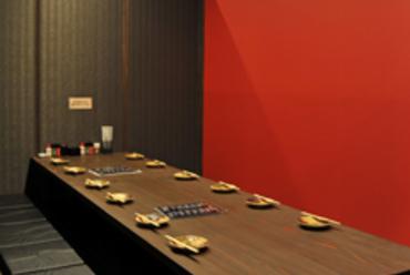 各種宴会にも個室利用で素敵な時間をお過ごし下さい