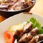 豊潤で淡白な味わいの『ウツボのタタキ』