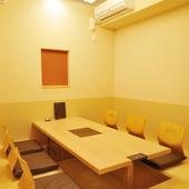 【完全個室】<~6名様>、コース<5000円~>全3種御座います