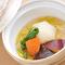 旬の食材を使い、素材を生かした和食に舌鼓。