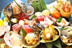宮城県で美味しい物を味わいたいなら、是非このコースで決まり。旬の食材、をふんだんに使用しております。