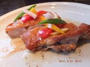 鶏の味噌鍋
