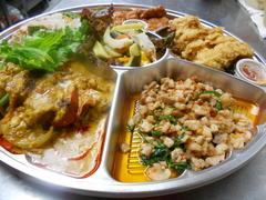 「タイ料理お好み盛り合わせ」