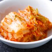 自家製白菜キムチ350円