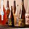お酒の種類も充実。梅酒・焼酎・日本酒など