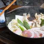 猪鍋(赤味噌)