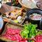 銀平三本柱、お造り・煮魚・鯛めしを、お召し上がれる【《 鮮 》】のワンランク上のコースです。