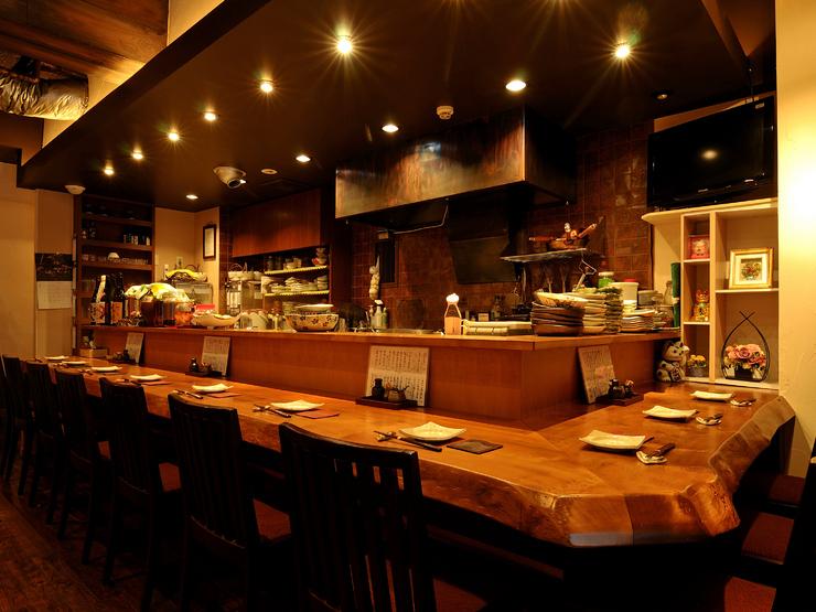旬のお菜どころ 絵日傘 上野/御徒町 和風居酒屋 | おばんざい各種