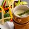 スティック野菜のバーニャカウダ