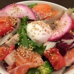 ディナー人気No.1 『野菜のこんがりロースト』