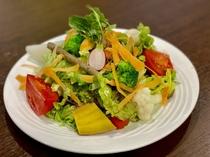 【ランチ】ハンバーグとコロッケのランチ(10食限定)