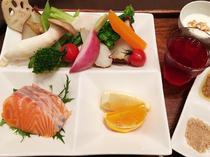 ランチメニュー『野菜美人プレート』 限定20食
